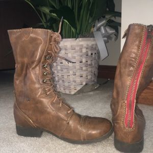 American Eagle Combat Boots